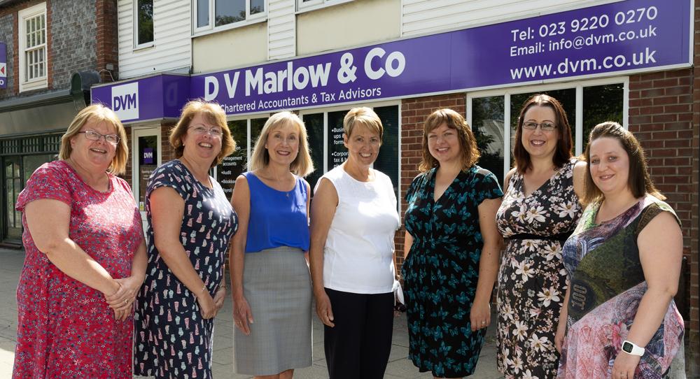 Meet The DVM Accountants Team